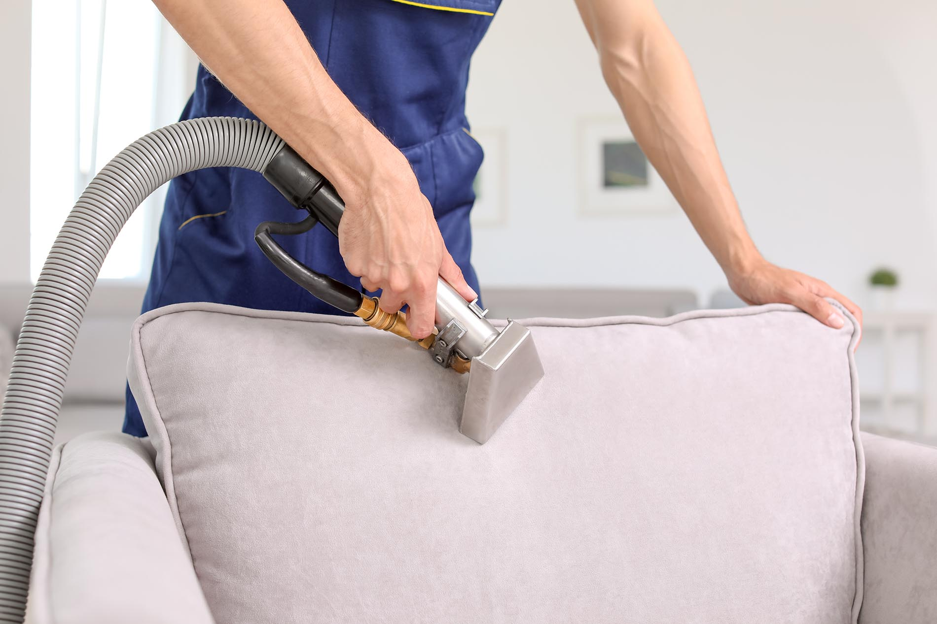Upholstery and Furniture Cleaning - Spotless Carpet Cleaning